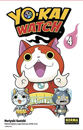 YOKAI WATCH 04