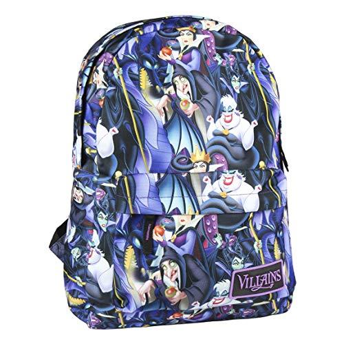 Mochila Escolar Instituto Clasicos Disney VILLANAS