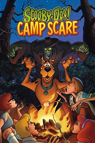 JINZUO Jigsaw Puzzle Para Adultos Rompecabezas Para Niños Y Adultos 1000 Piezas Regalos Para Mujer /¡Scooby Doo! Campamento Susto