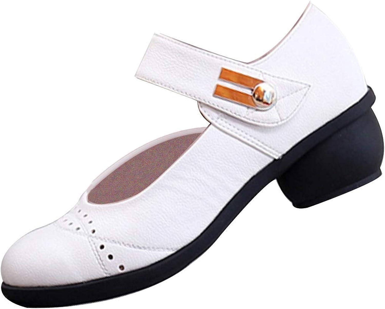 Huicai Dancing shoes Women's Hollow Single shoes Comfortable Light Dance shoes