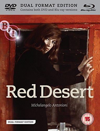 Red Desert (DVD + Blu-ray) [UK Import]