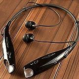 Deal Now Wireless Behind-Neck in Ear Headphone Black