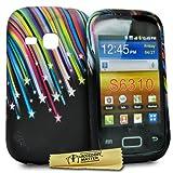 Accessory Master 5055716334845 - Funda para Samsung Galaxy Young S6310, Multicolor