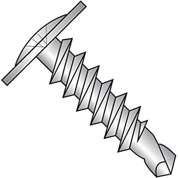 Small Parts 0830KPP Phillips Drive Pack of 3000 1-7//8 Length Pack of 3000 Zinc Plated Finish #2 Drill Point 1-7//8 Length Pan Head Steel Self-Drilling Screw #8-18 Thread Size