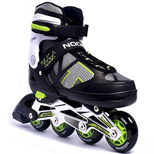 NODENS Adjustable Inline Roller Skates-Pack of 1 Pair