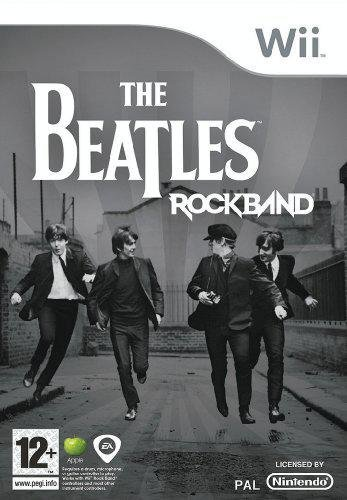 Electronic Arts Rock Band - The Beatles, Wii - Juego (Wii, Nintendo Wii, Música, T (Teen))