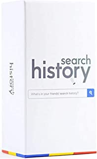 Search History Family Card Game - The Party Game of Surprising Searches [All Ages/Family Edition]