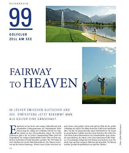 Die 100 besten Golfplätze in Deutschland und Österreich (Edition 99pages by HEEL) - 9