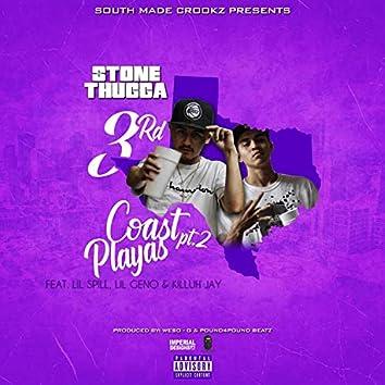 3rdcoastplayas, Pt. 2 (feat. Lil Spill, lil Geno & KilluhJay)