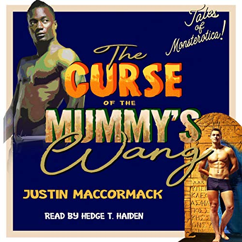 The Curse of the Mummy's Wang cover art