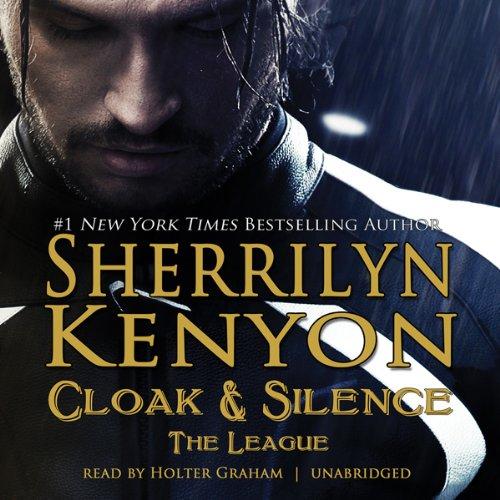 Cloak & Silence audiobook cover art