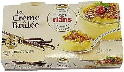 RIANS Crème Brulee Vanilla, 100g - Chilled
