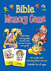 Bible Memory Game for Children