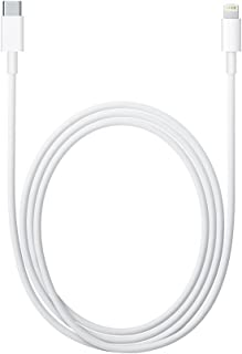 Apple MK0X2ZM/A Lightning, USB-C Kablosu, 1 m