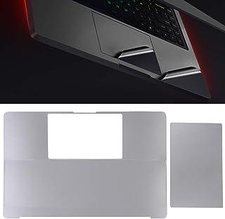 YCDZ STORE スクリーンプロテクター タッチバー付きMacBook Pro 15用Palm&Trackpadプロテクターフルステッカー (色 : Silver)