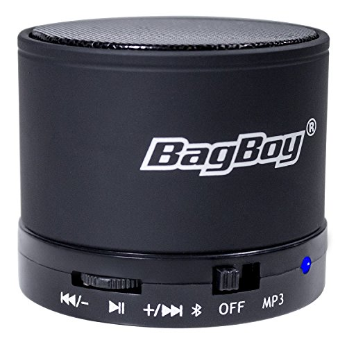 Bag Boy Golf Bluetooth Speaker (Black, )