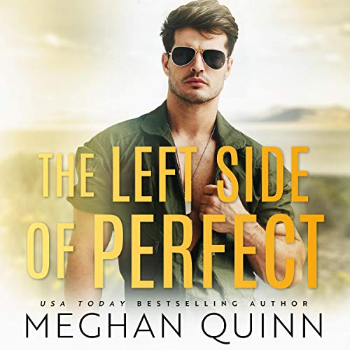 The Left Side of Perfect  audiobook cover art