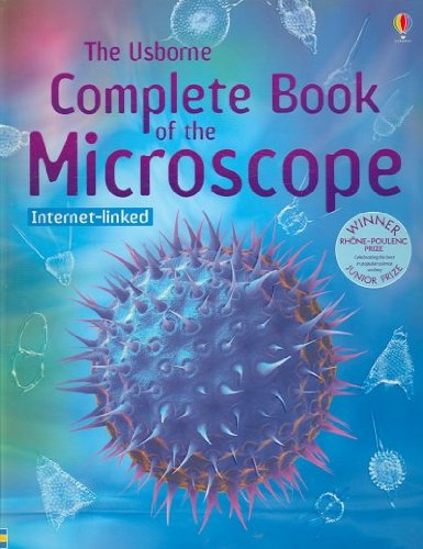 THE COMPLETE BOOK OF THE MICROSCOPE BY ROGERS, KIRSTEEN(AUTHOR )PAPERBACK ON 01-DEC-2005