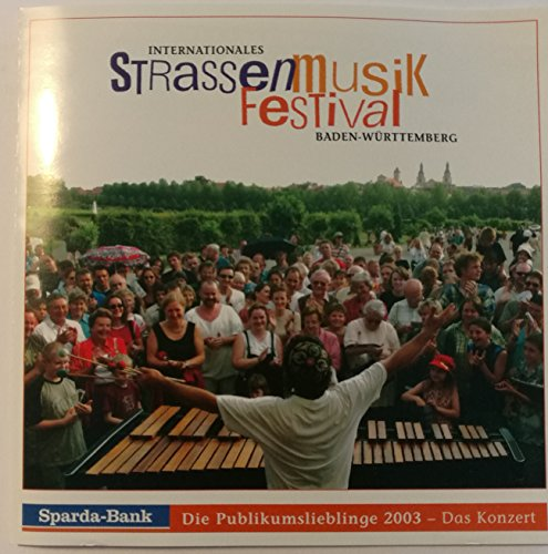Internationales Strassenmusik Festival - Sampler 2003