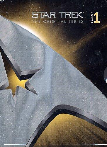 Star Trek Stg.1 Serie Classica (Box 8 Dvd)