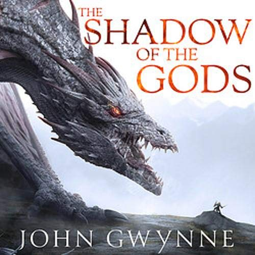 The Shadow of the Gods cover art