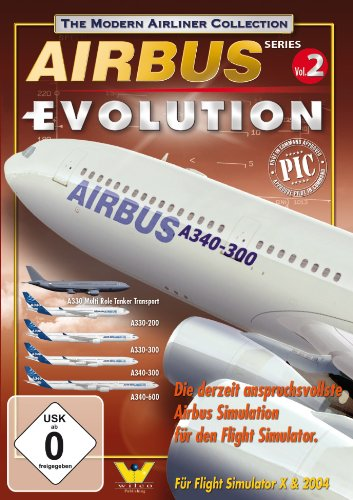 Flight Simulator X - Airbus Series Evolution Vol. 2