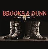 Songtexte von Brooks & Dunn - Cowboy Town