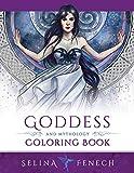 Goddess and Mythology Coloring Book (Fantasy Coloring)