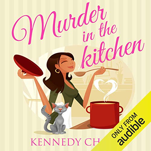 Murder in the Kitchen cover art