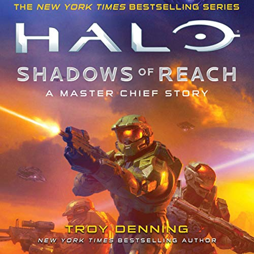Page de couverture de HALO: Shadows of Reach