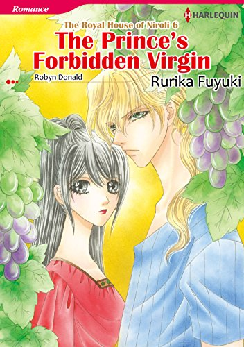 The Prince's Forbidden Virgin: Harlequin comics (The Royal House of Niroli Book 6) (English Edition)