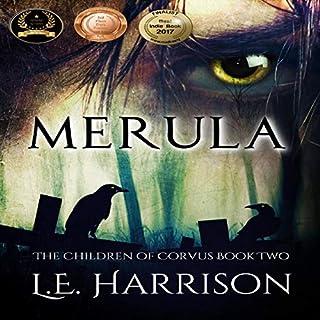 Merula audiobook cover art