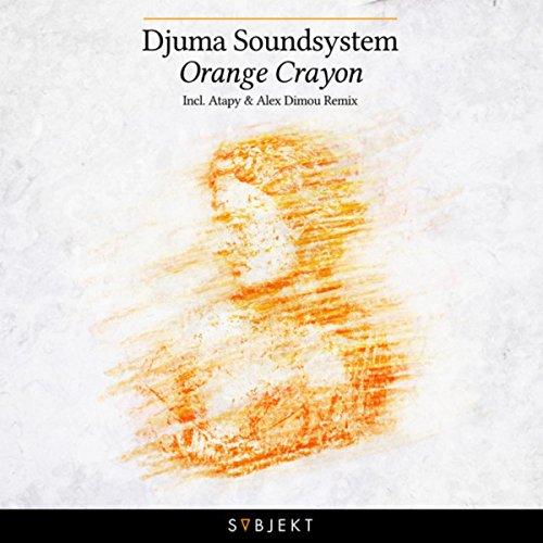 Orange Crayon (Alex Dimou Remix)