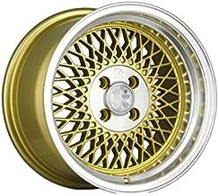 KLUTCH SL1 GOLD (15x8.5) +17 (4x100)