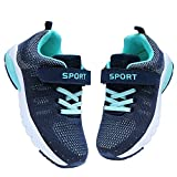 MAYZERO Kids Running Tennis Shoes Toddler Shoes Fashion Sneakers for Little Girls and Boys