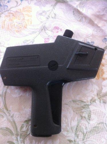 Monarch 1110, 1-Line Pricing Gun, Black