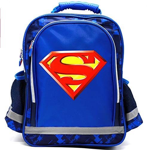 Superman rugzak logo schooltas backpack tas DC Comics