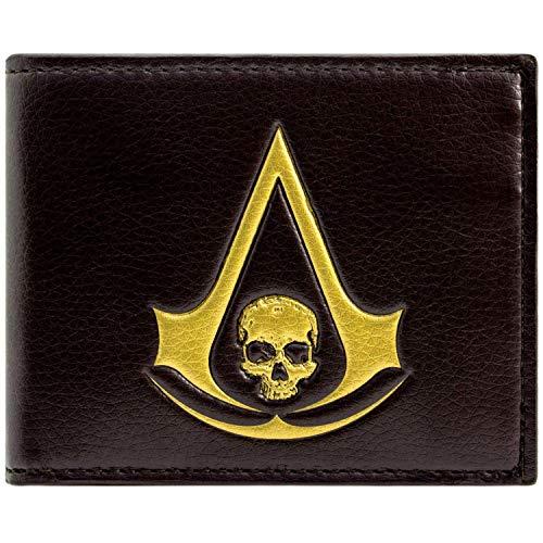 Cartera de Ubisoft Assassins Creed Black Flag Multicolor
