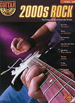 Guitar Play-along: 2000s Rock, Vol. 42 by Hal Leonard Corp.(2004-11-01)