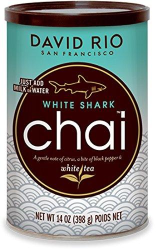 White Shark Chai Latte by David Rio etichettatura in italiano