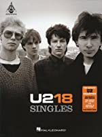 U2 18 Singles (Recorded Versions Guitar)