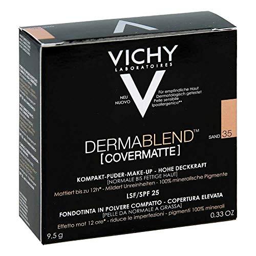 VICHY DERMABLEND Covermatte Puder 35 9.5 g