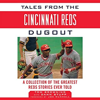 Tales from the Cincinnati Reds Dugout cover art
