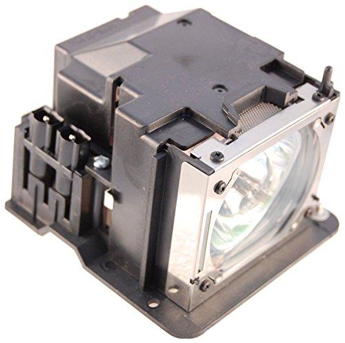satukeji VT60LP VT-60LP 50022792 para NEC VT475 VT465 VT460 VT460K VT46 VT560 VT660 VT660K Lámpara de Bombilla de proyector con Carcasa