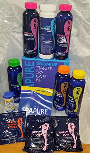 SpaPure Complete Bromine Spa Care Kit
