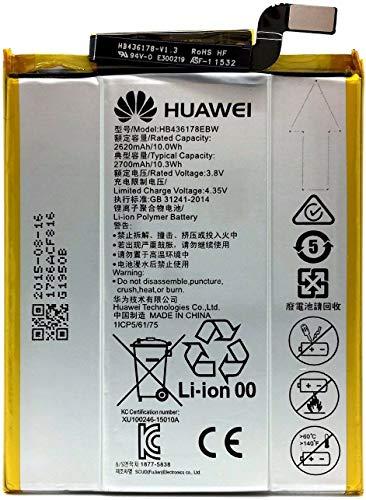 Huawei - Bateria Original Huawei HB436178EBW para Huawei Mate S, 2700mAh, Bulk
