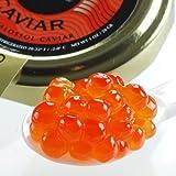 Alaskan Salmon Roe Caviar Malossol Wild Caught - 5.5 Oz