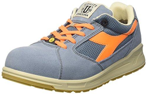 Diadora D-Jump Low Text Pro S1p ESD Zapatos de Trabajo Unisex Adulto