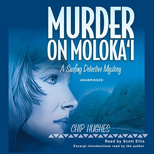 Murder on Moloka'i audiobook cover art