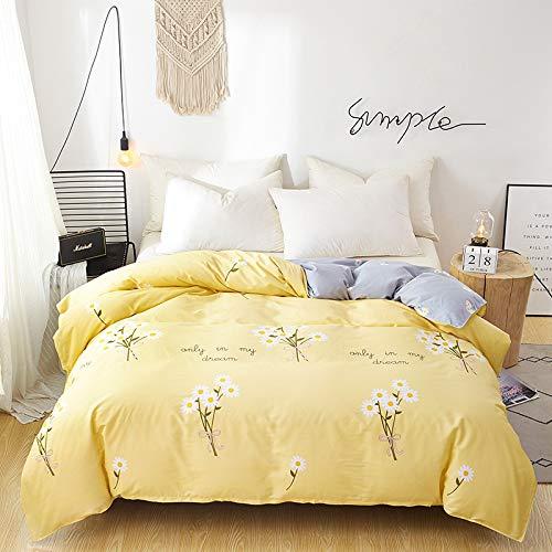 ALRZ Juego de sábanas bajeras, juego de sábanas suaves, resistentes a la decoloración